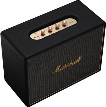 Акустическая система Marshall Loudest Speaker Woburn Wi-Fi Black (4091924)
