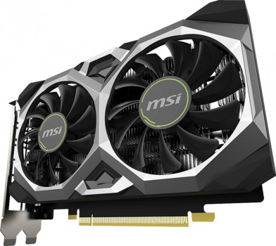 MSI PCI-Ex GeForce GTX 1650 Super Ventus XS 4GB GDDR6 (128bit) (1725/12000) (DVI, HDMI, DisplayPort) (GTX 1650 SUPER VENTUS XS)