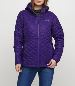 Куртка жіноча The North Face ThermoBall NF0A3KU2 Galaxy Purple XL