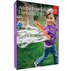 ПО для мультимедиа Adobe Premiere Elements 2019 2019 Multiple English AOO License TLP (65292657AD01A00)