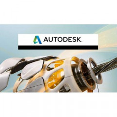 ПО для 3D (САПР) Autodesk Fusion 360 CLOUD Commercial New Single-user 3-Year Subscript (C1ZK1-NS3119-T735)