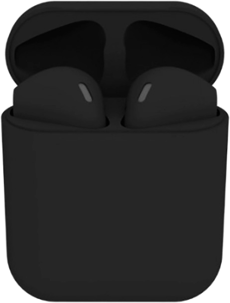 Наушники Apple AirPods with Wireless Charging Case Black (MRXJ2) (2-е поколение)