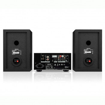 Минисистема Denon RCD-T1 с Bluetooth Black