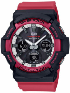 Часы Casio GAW-100RB-1AER G-Shock 53mm 20ATM