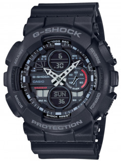 Часы Casio GA-140-1A1ER G-Shock 51mm 20ATM