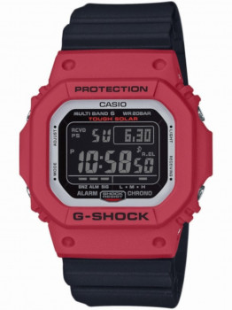 Годинник Casio GW-M5610RB-4ER G-Shock 43mm 20ATM
