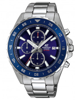 Годинник Casio EFR-568D-2AVUEF Edifice Chronograph 44mm 10ATM
