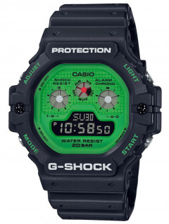 Часы Casio DW-5900RS-1ER G-Shock 47mm