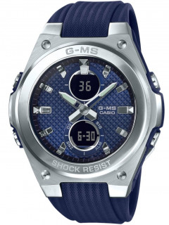 Часы Casio MSG-C100-2AER Baby-G Damen 40mm 10ATM