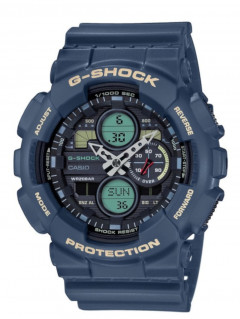 Часы Casio GA-140-2AER G-Shock 51mm 20ATM