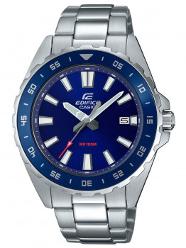 Годинник Casio EFV-130D-2AVUEF Edifice Herren 42mm 10ATM