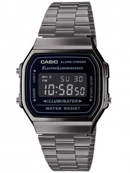 Годинник Casio A168WEGG-1BEF Classic Collection 35mm 3ATM