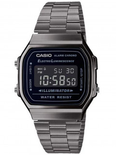 Часы Casio A168WEGG-1BEF Classic Collection 35mm 3ATM