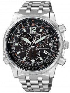 Часы Citizen CB5850-80E Promaster Sky Chronograph 43mm 20ATM