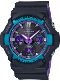 Часы Casio GAW-100BL-1AER G-Shock 53mm 20ATM