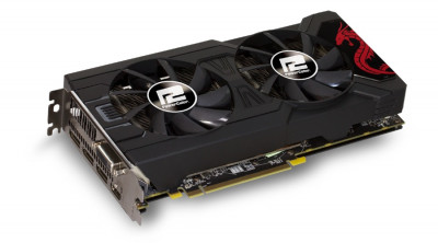 Відеокарта AMD Radeon RX 570 8GB GDDR5 Red Dragon PowerColor (AXRX 570 8GBD5-3DHD/OC)