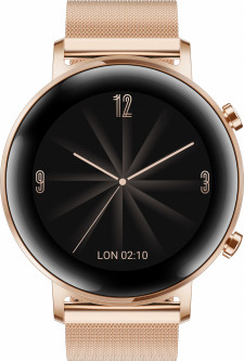 Смарт-часы Huawei Watch GT 2 Elegant Edition 42mm Refined Gold (B19-B)