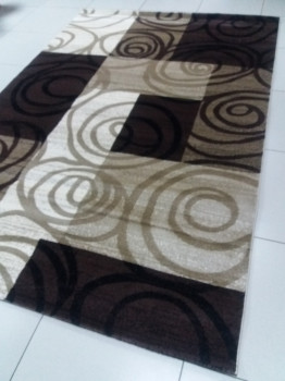 Ковер ACCENT 2,00x2,00 (ACCENT 4962 Brown)