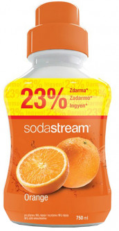 Сироп SODASTREAM Orange (750 мл)