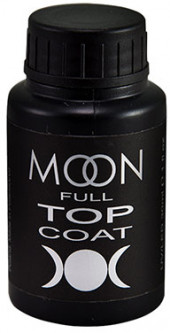 Топ-гель Moon Full Top Coat 30 мл (5908254188145)