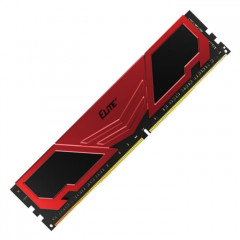Оперативная память Team DDR4 8GB 2400 MHz Elite Plus Red TPRD48G2400HC1601 (F00185290)
