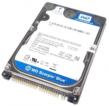 Жорстку диск Western Digital 80Gb IDE 9mm 5400rpm 8mb (WD800BEVE) Refurbished Mint