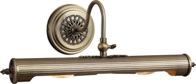 Бра Altalusse INL-6133W-02 Antique brass E14 2х40W