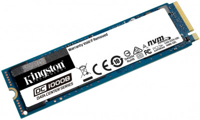 Kingston DC1000B 480GB NVMe M.2 2280 PCIe 3.0 x4 3D NAND TLC (SEDC1000BM8/480G)