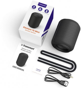Акустична система Tronsmart Element T6 Mini Black (FSH102883)