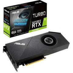Видеокарта ASUS GeForce RTX2080 SUPER 8192Mb TURBO EVO (TURBO-RTX2080S-8G-EVO)