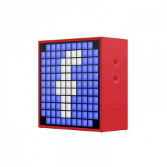 Акустика DIVOOM Timebox-mini Red