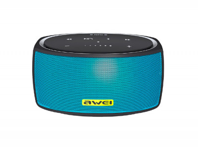 Акустика AWEI Y210 Bluetooth Speaker Blue