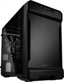 Корпус Phanteks Enthoo Evolv RGB LED, Black (PH-ES215PTG_BK)