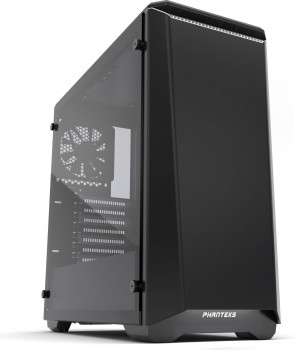 Корпус Phanteks Eclipse P400 Tempered Glass Edition (PH-EC416PTG_BW)