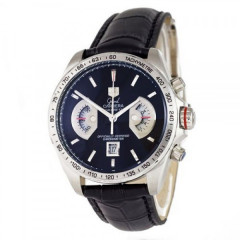 Tag Heuer Grand Carrera Calibre 17 quartz Chronograph Silver