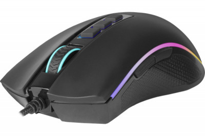 Миша Redragon Cobra FPS RGB IR USB Black (78284)