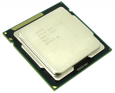 Процесор LGA 1155 Core i3 2100 2/(4)x3.1 GHz/3 MB Б/У