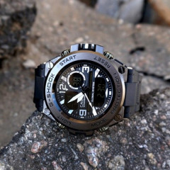 Часы Casio Часы G-Shock GLG-1000 All Black - 225521
