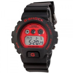 Часы Casio Часы G-Shock DW-6900 Black-Red - 224947