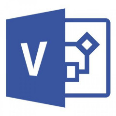 Офисное приложение Microsoft Visio Online Plan 1 1 Year Corporate (3f22d04e_1Y)
