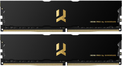 Оперативная память Goodram DDR4-3600 32768MB PC4-28800 (Kit of 2x16384) IRDM Pro (IRP-3600D4V64L17/32GDC)