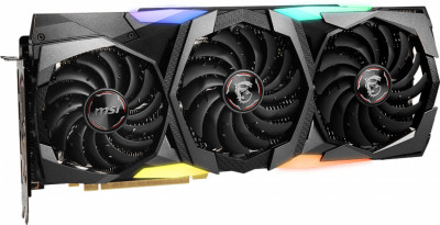 MSI PCI-Ex GeForce RTX 2070 Super Gaming Trio 8GB GDDR6 (256bit) (1770/14000) (HDMI, 3 x DisplayPort) (RTX 2070 SUPER GAMING TRIO)