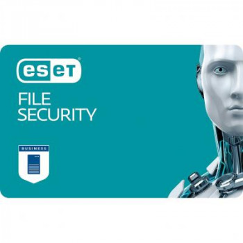 Антивирус ESET File Security 1 ПК лицензия на 3year Business (EFS_1_3_B)
