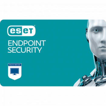 Антивирус ESET Endpoint security 28 ПК лицензия на 1year Business (EES_28_1_B)