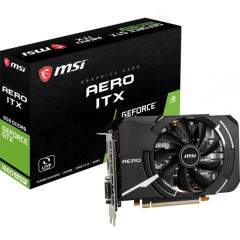 Видеокарта MSI GeForce GTX1660 SUPER 6144Mb AERO ITX (GTX 1660 SUPER AERO ITX 6G)