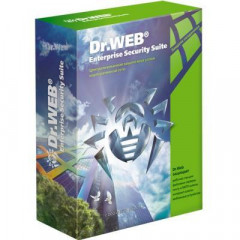 Антивирус Dr. Web Desktop Security Suite + Компл защ/ ЦУ 12 ПК 2 года эл. лиц (LBW-BC-24M-12-A3)