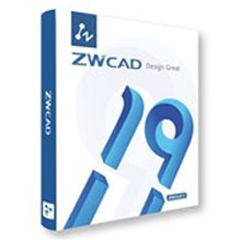 ZWCAD 2019 Professional, 1 year license