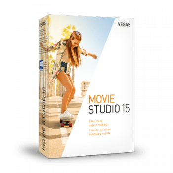 VEGAS Movie Studio 16 Suite - ESD