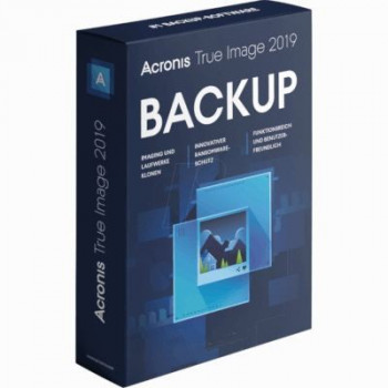 Acronis True Image Premium Subscription 5 Computers + 1 TB Acronis Cloud Storage - subscription 1 year