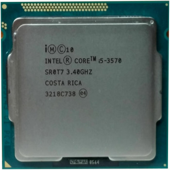 Процесор Intel Core i5-3570 3.40 GHz/6MB/5GT/s (SR0T7) s1155, tray